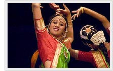 Traditional Dance Indeia